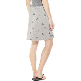 Maloja BabinaM. Sweat Skirt Women grey melange